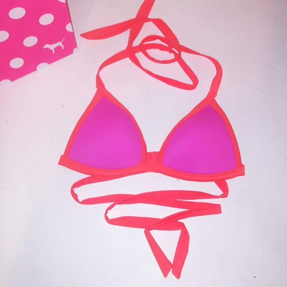 PINK Victoria's Secret Other - Victoria Secret PINK Swim Bikini Top
